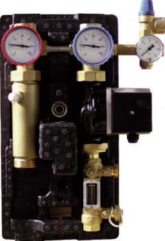 Pachet solar pentru apa calda 3-4 persoane3