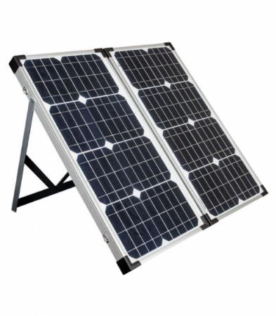 Valiza solara portabila 100W0