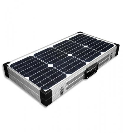 Valiza solara portabila 100W1