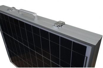 Valiza solara portabila 100W4