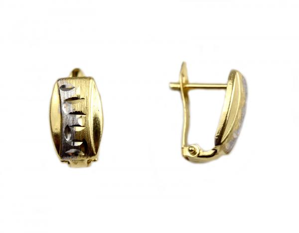 Cercei aur dama - DA46 [0]