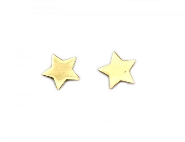 Cercei aur galben stelute - DA32 0