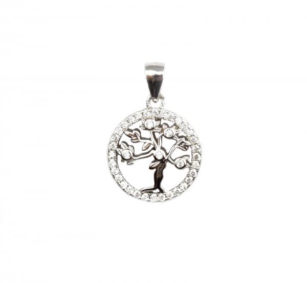 Pandant argint arborele vietii - DA103 0