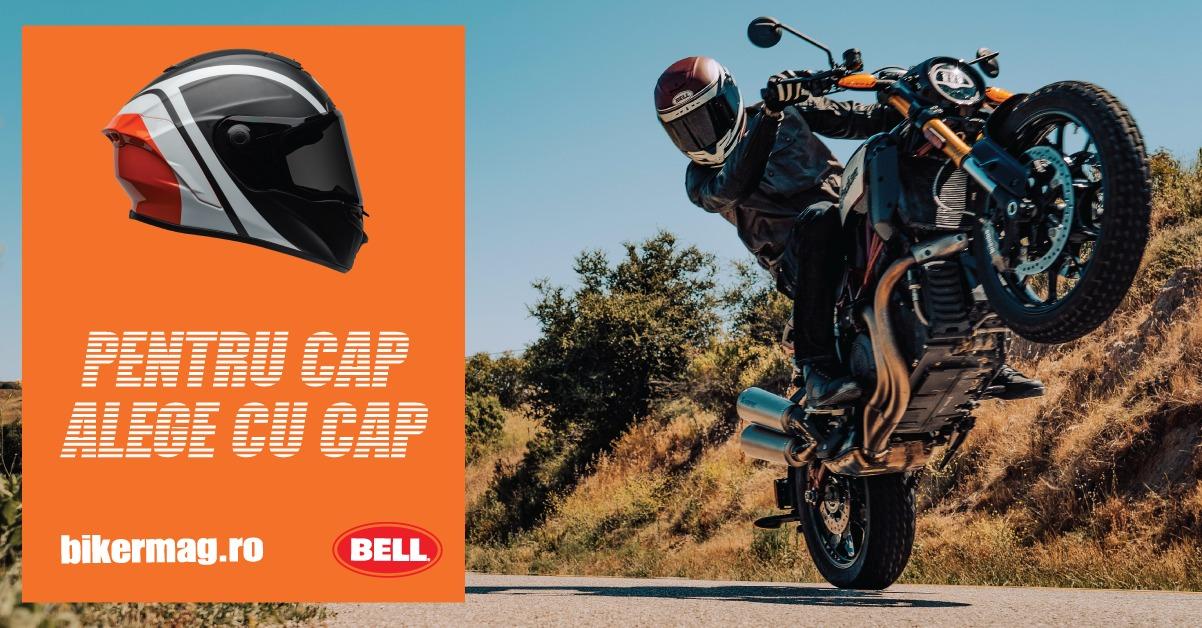 Cum alegem casca de protectie moto