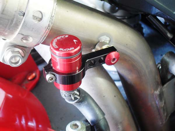 Rezervor lichid frana spate SPO 4-Racing [1]