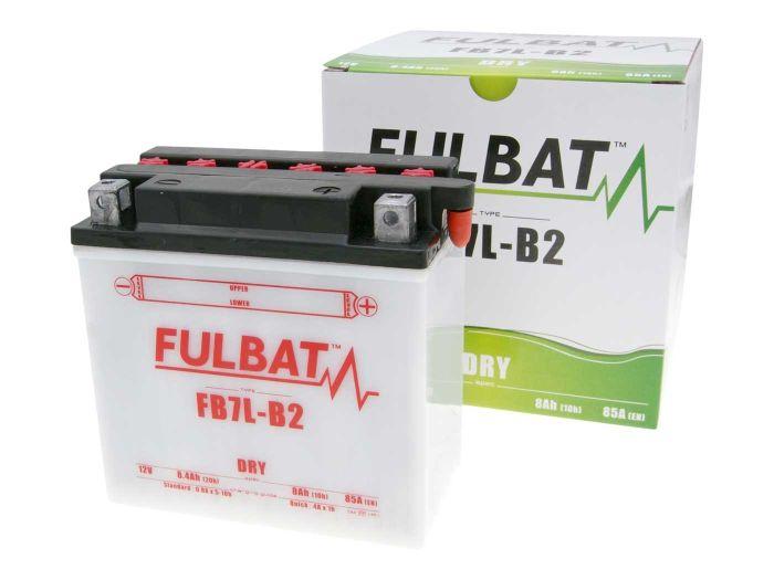 Baterie conventionala FULBAT YB12AL-A2 0