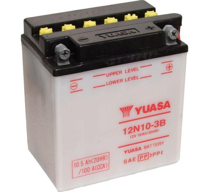 Baterie conventionala YUASA YB9-B 0