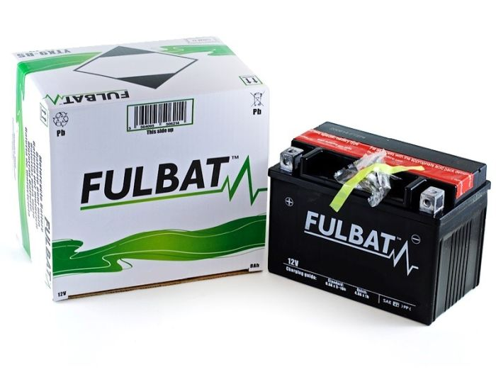 Baterie fara intretinere FULBAT YT12A-BS 0