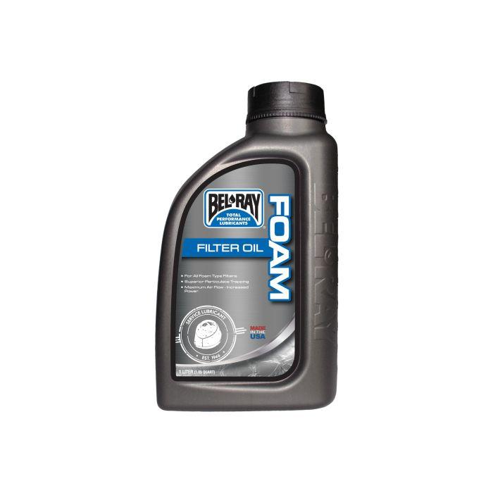 BEL RAY Ulei pentru filtrul de aer Foam Filter Oil (bidon 1L) [0]