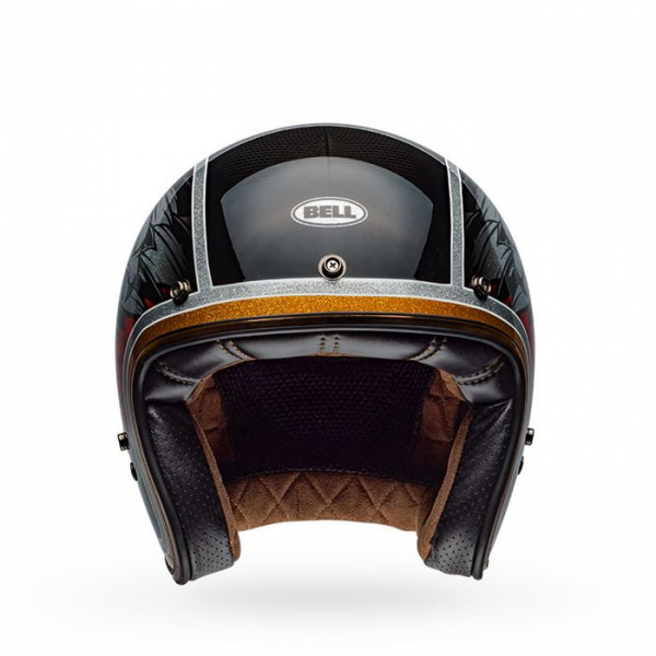 Casca moto open face BELL CUSTOM 500 CARBON OSPREY [7]