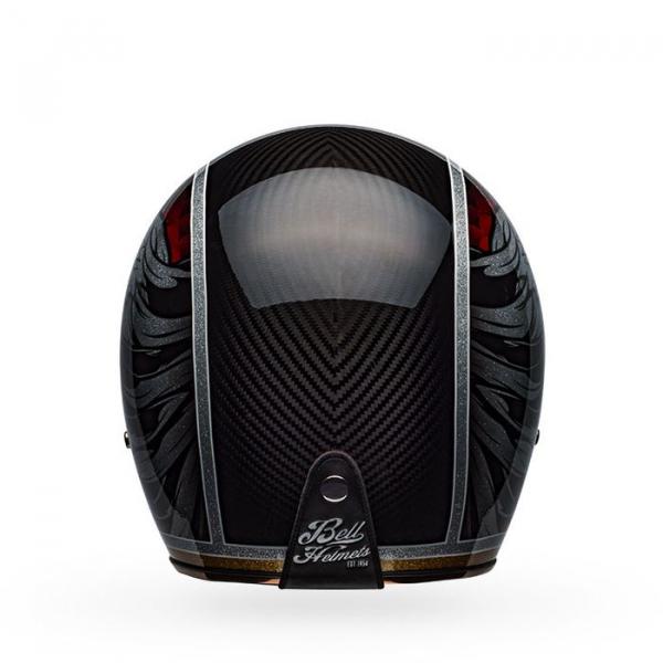 Casca moto open face BELL CUSTOM 500 CARBON OSPREY [3]