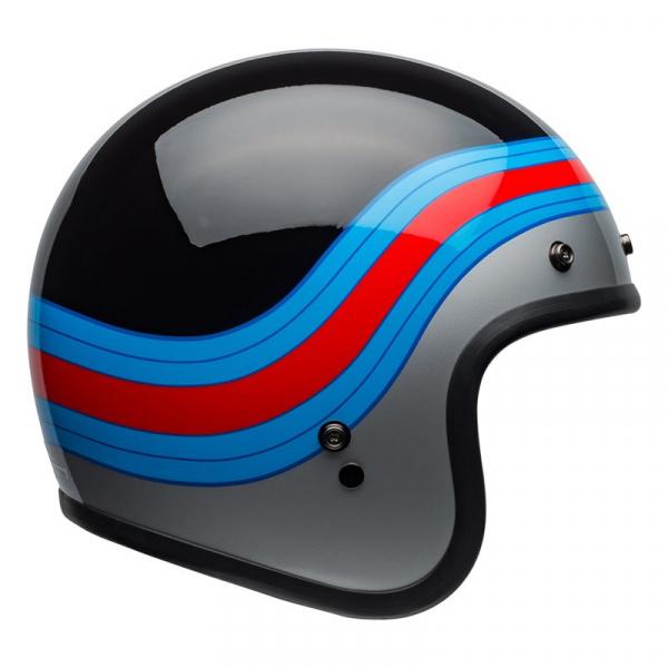 Casca moto open face BELL CUSTOM 500 DLX PULSE [1]