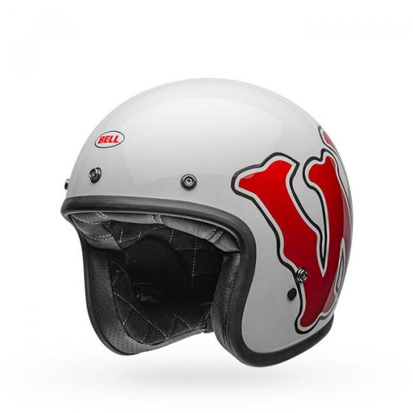 Casca moto open face BELL CUSTOM 500 SE DLX RSD WFO [7]