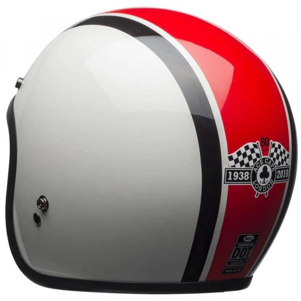 Casca moto open face BELL CUSTOM 500 SE DLX ACE CAFE STADIUM [4]
