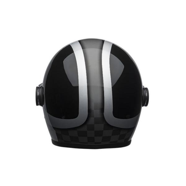 Casca moto open face BELL RIOT CHECKS 3