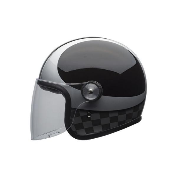 Casca moto open face BELL RIOT CHECKS 5