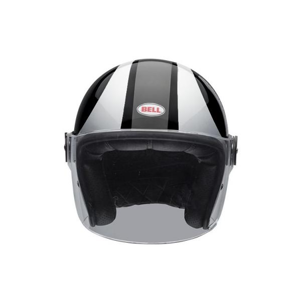 Casca moto open face BELL RIOT CHECKS 6