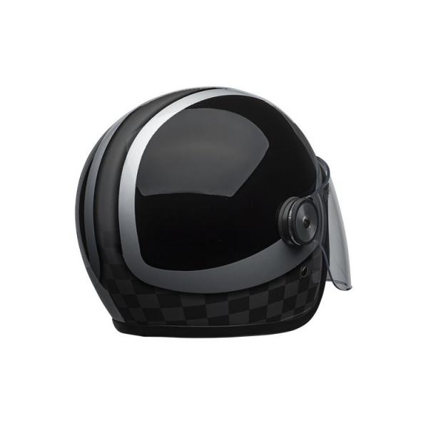 Casca moto open face BELL RIOT CHECKS 2