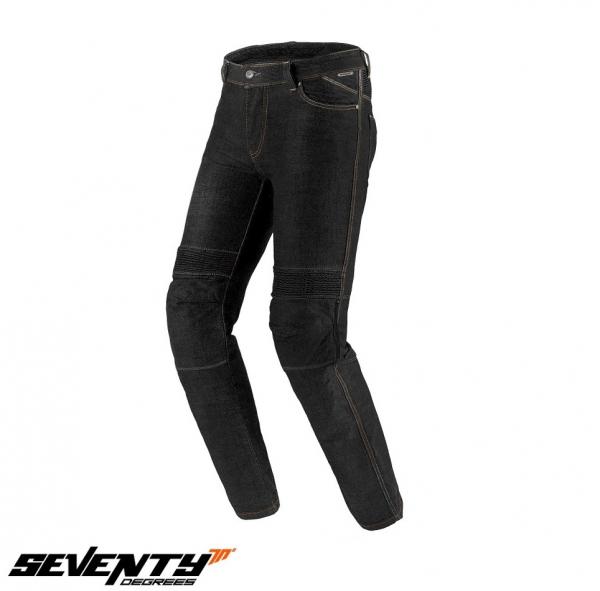 Blugi moto cu protectii Seventy Degrees SD-PJ2 1