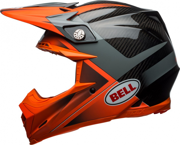 Casca cross enduro BELL MOTO-9 FLEX HOUND 3
