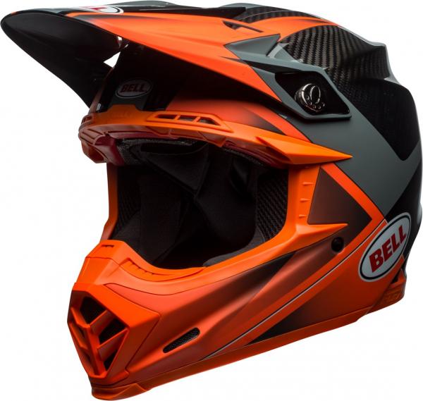Casca cross enduro BELL MOTO-9 FLEX HOUND 1