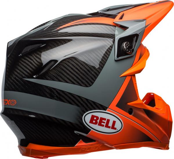 Casca cross enduro BELL MOTO-9 FLEX HOUND 4