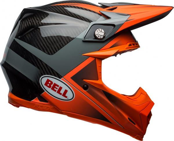 Casca cross enduro BELL MOTO-9 FLEX HOUND 2