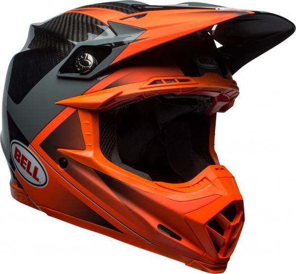 Casca cross enduro BELL MOTO-9 FLEX HOUND 0