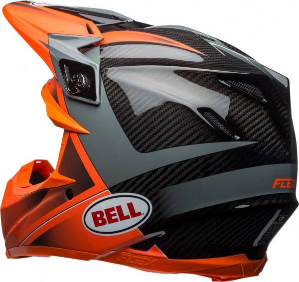 Casca cross enduro BELL MOTO-9 FLEX HOUND 5