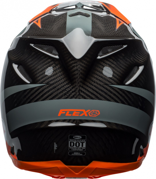 Casca cross enduro BELL MOTO-9 FLEX HOUND 6