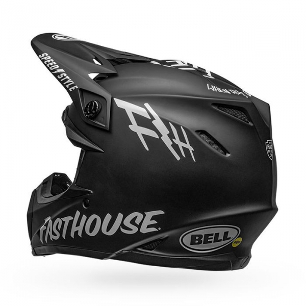 Casca cross enduro BELL MOTO 9 MIPS FASTHOUSE 6