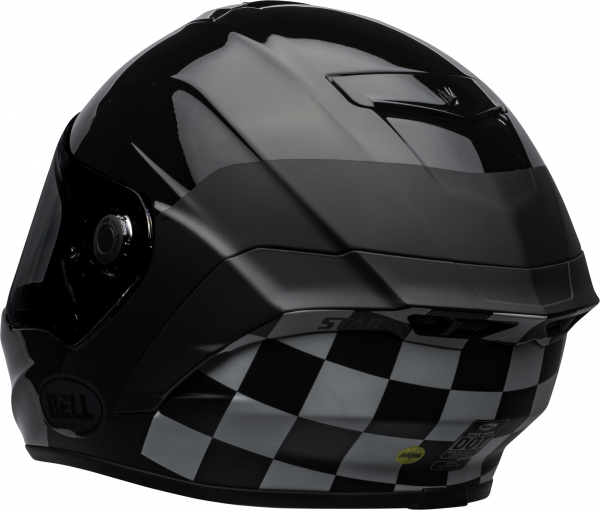 Casca integrala BELL STAR DLX MIPS LUX CHECKERS 4