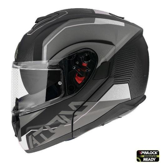 Casca moto flip-up MT Atom SV QUARK [4]