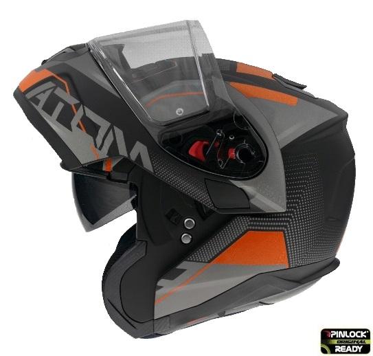 Casca moto flip-up MT Atom SV QUARK 10
