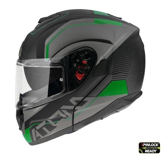 Casca moto flip-up MT Atom SV QUARK 12
