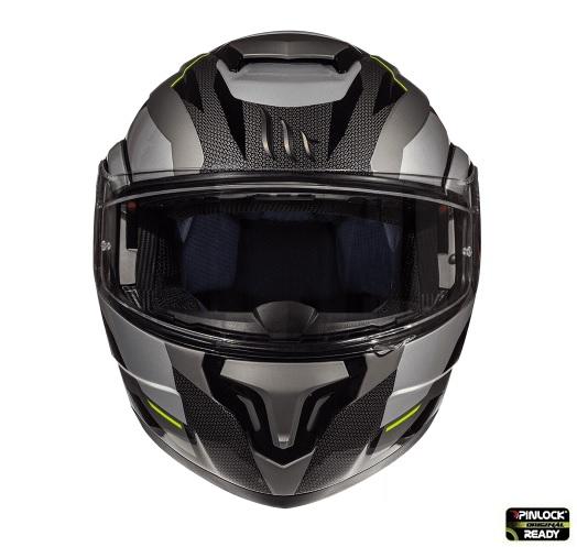 Casca moto flip-up MT Atom SV Transcend E2 2