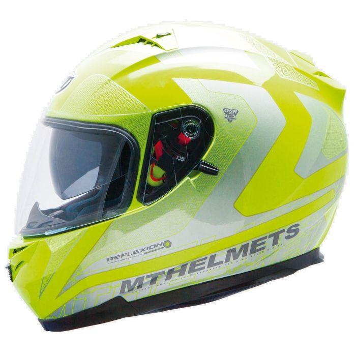 Casca moto integrala MT Blade SV Reflexion 0