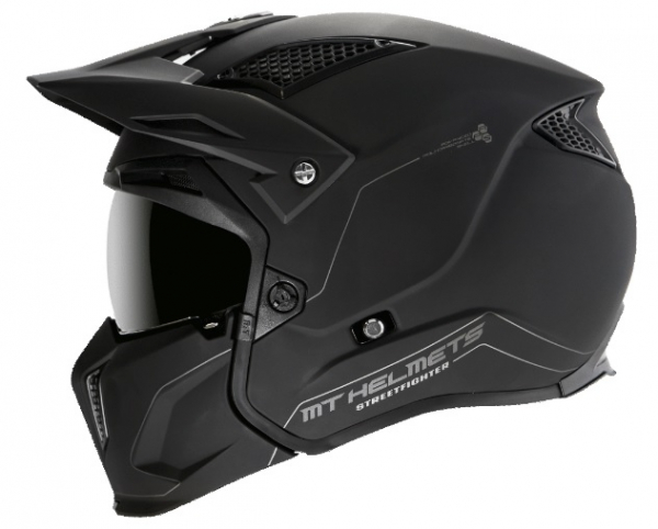 Casca moto MT STREETFIGHTER SV SOLID A1 0