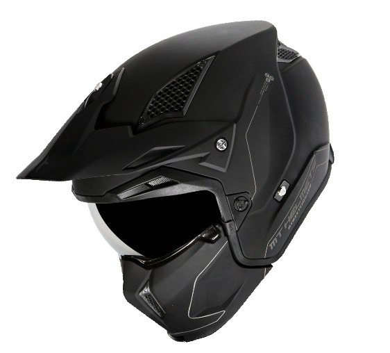 Casca moto MT STREETFIGHTER SV SOLID A1 2
