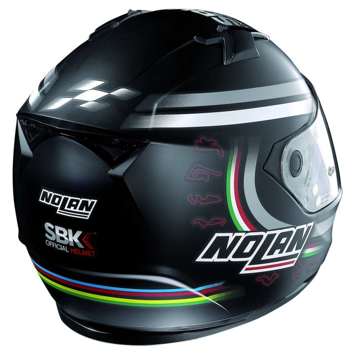 Casca moto integrala Nolan N64 SBK 1