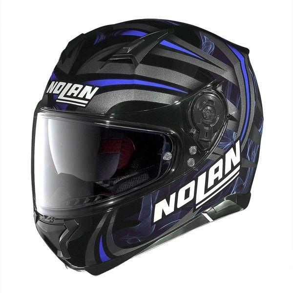 Casca moto integrala Nolan N87 Ledlight N Com 0