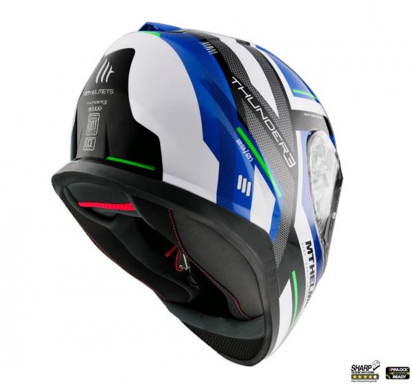 Casca moto MT Helmets THUNDER 3 SV CARRY [2]