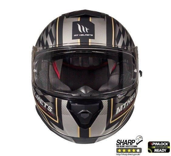 Casca moto MT Helmets THUNDER 3 SV Isle of Man [2]