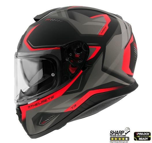 Casca moto MT Helmets THUNDER 3 SV TURBINE 3