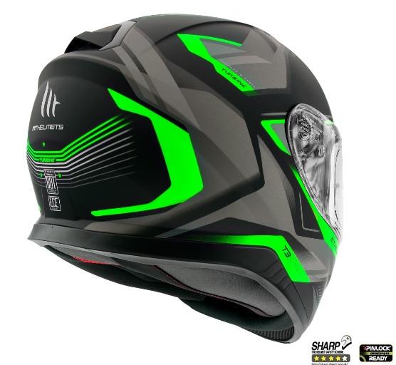 Casca moto MT Helmets THUNDER 3 SV TURBINE 8