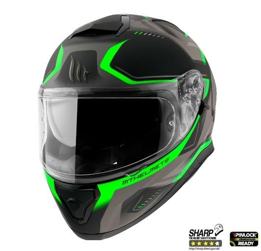 Casca moto MT Helmets THUNDER 3 SV TURBINE 7