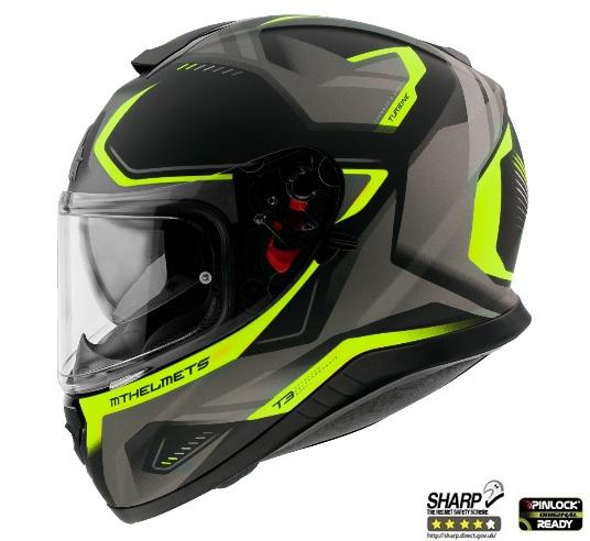 Casca moto MT Helmets THUNDER 3 SV TURBINE 0