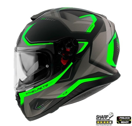 Casca moto MT Helmets THUNDER 3 SV TURBINE 6