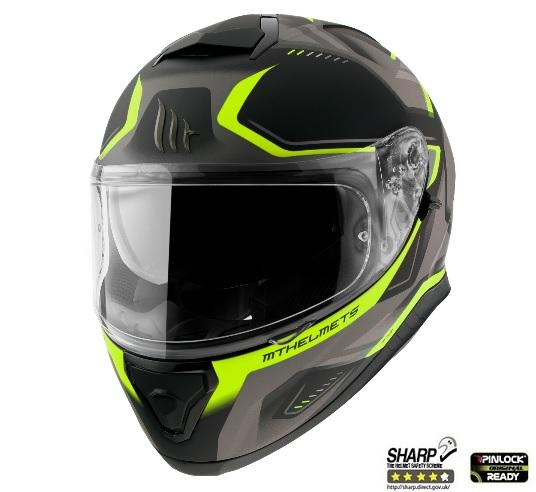 Casca moto MT Helmets THUNDER 3 SV TURBINE 1