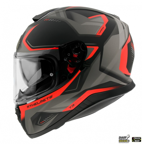 Casca moto MT Helmets THUNDER 3 SV TURBINE [11]